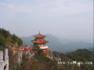 Горы Байюньшань