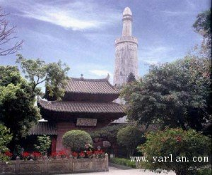 Мечеть Хуайшэнсы и пагода Гуанта